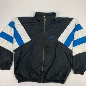 Adidas Men's Lined Windbreaker.
